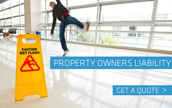 Property Owners Liability insurance from Troon Underwriting